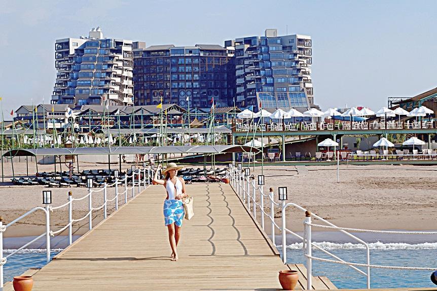Limak Atlantis De Luxe Otel&Resort *****