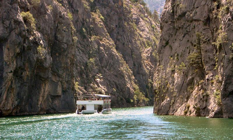 Yeşil Kanyon Turu